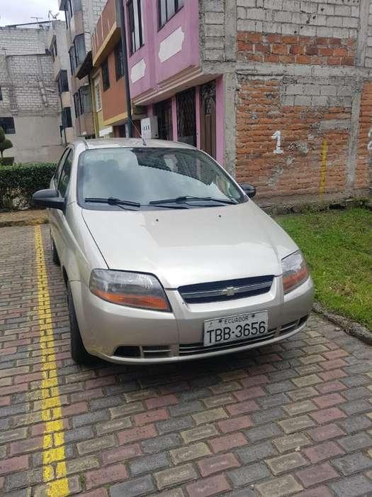 Chevrolet Aveo 2011 - 134258 km