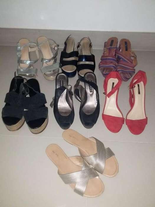 Zapatos Talla 38 Todos 50.000