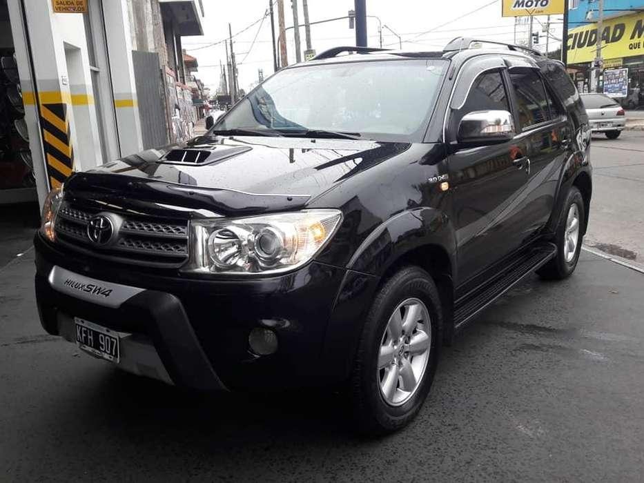 Toyota SW4 2011 - 92000 km