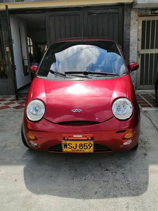 <strong>chery</strong> QQ 2007 - 256500 km