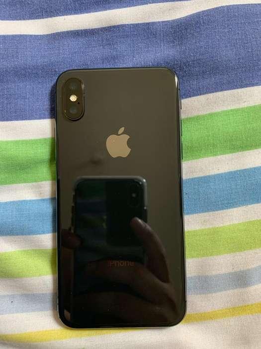 iPhone X con Todos Sus Accesorios