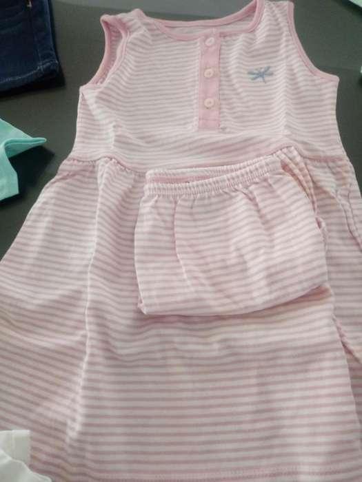 Vestidos Wanama Y Carters Beba