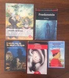 Libros para niños y jóvenes