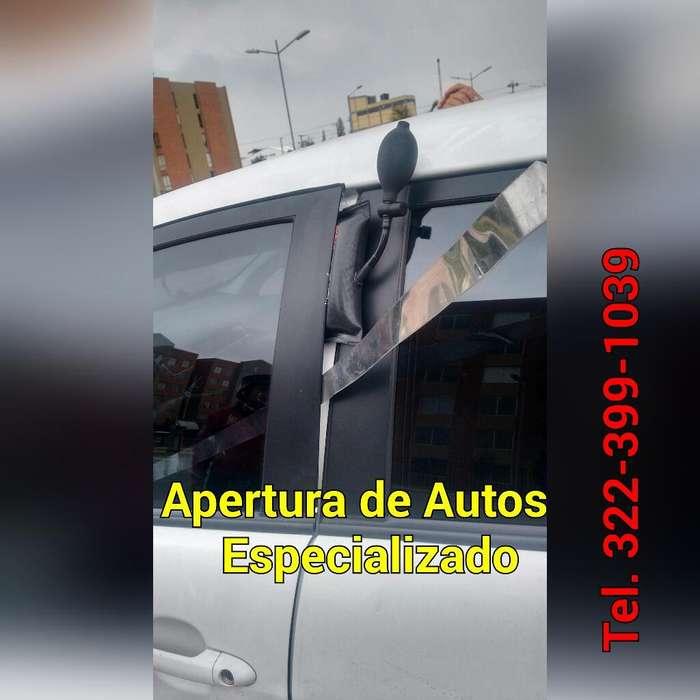 Servicio de Apertura de Autos en Tenjo