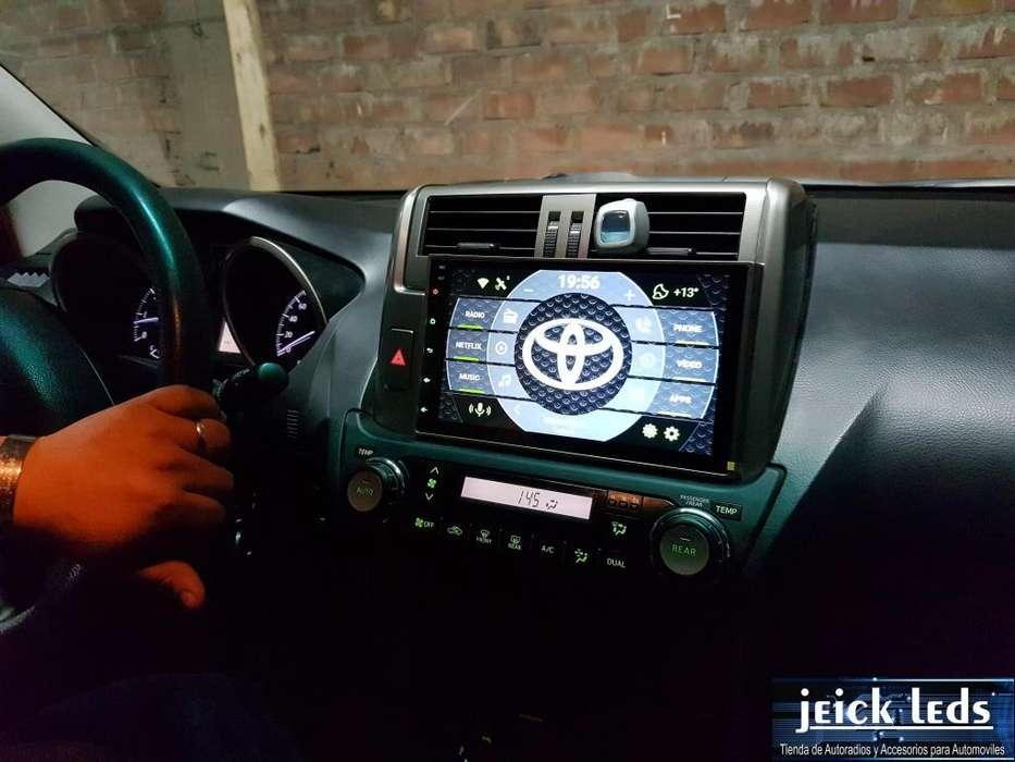Radio Toyota Prado 2010 2011 2012 2013 Homologado 2g 32g Rom