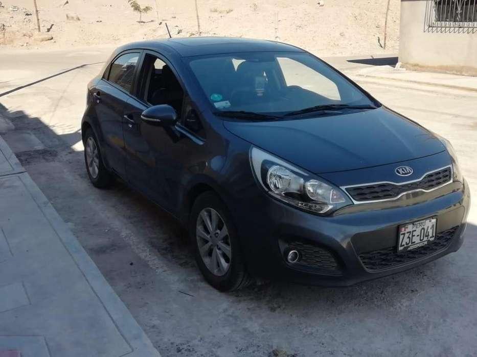 Kia Rio Hatchback 2013 - 55000 km