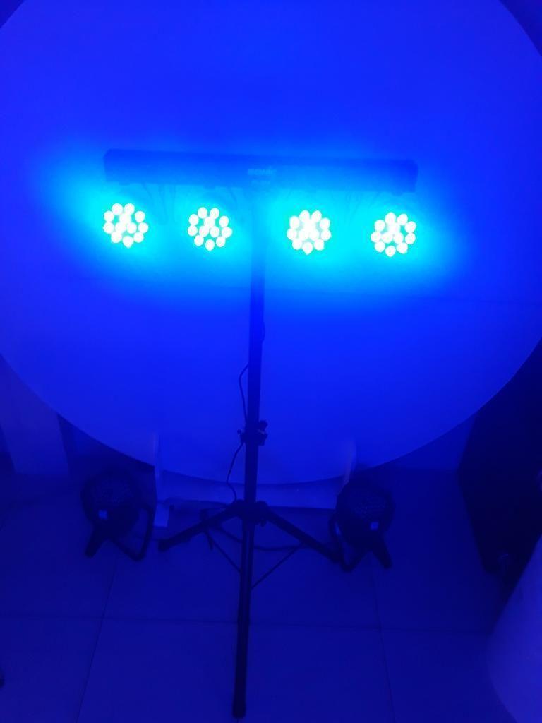 Alquiler de Luz Uv Neon Negra Glow