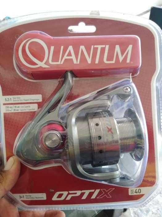 Carrete Quantum 40