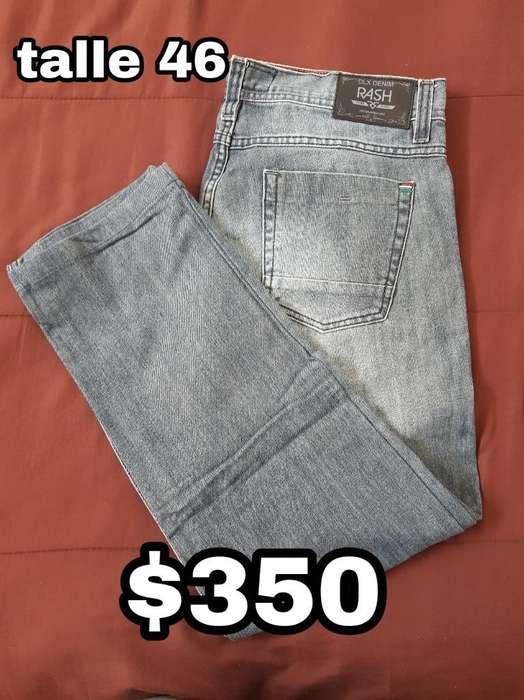 Pantalones Jean Y Deportivo