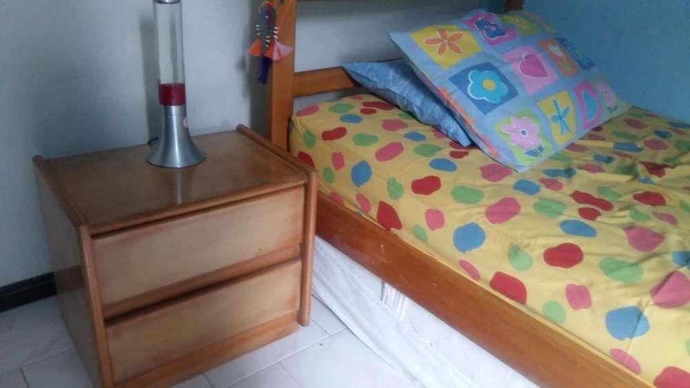 Venta de Camarote y <strong>escritorio</strong> madera