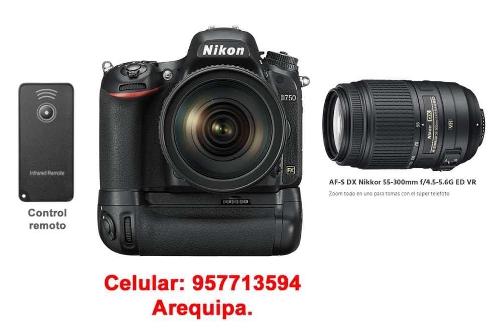 Nikon D750 Oferta