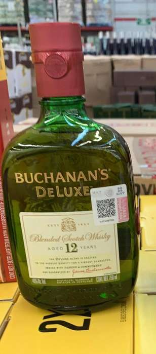 Whisky buchannas