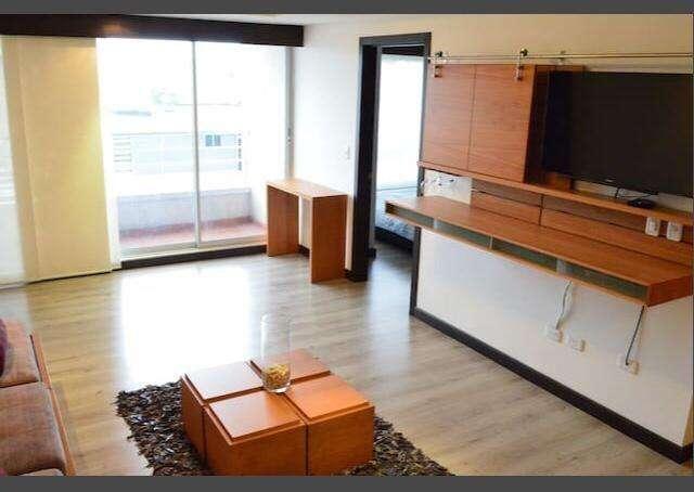 Venta flamante suite con hermosa vista sector el Bosque