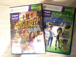 Kinect con Dos Juegos