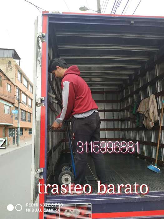 Mudanzas Trasteo Bogotá Funza