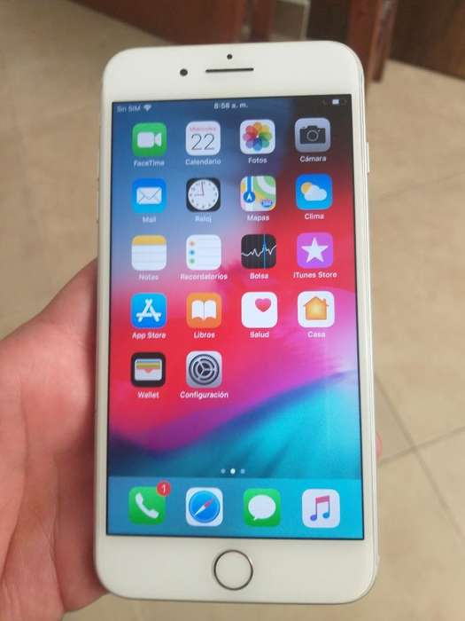 iPhone 8 Plus 64gb Muy Buen Estado Lte