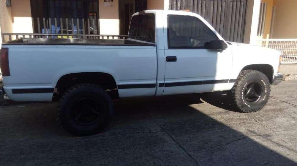 Chevrolet Silverado 1996 - 34370 km