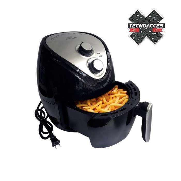 Olla Multiusos Air Fryer Fríe, Asa Y Hor