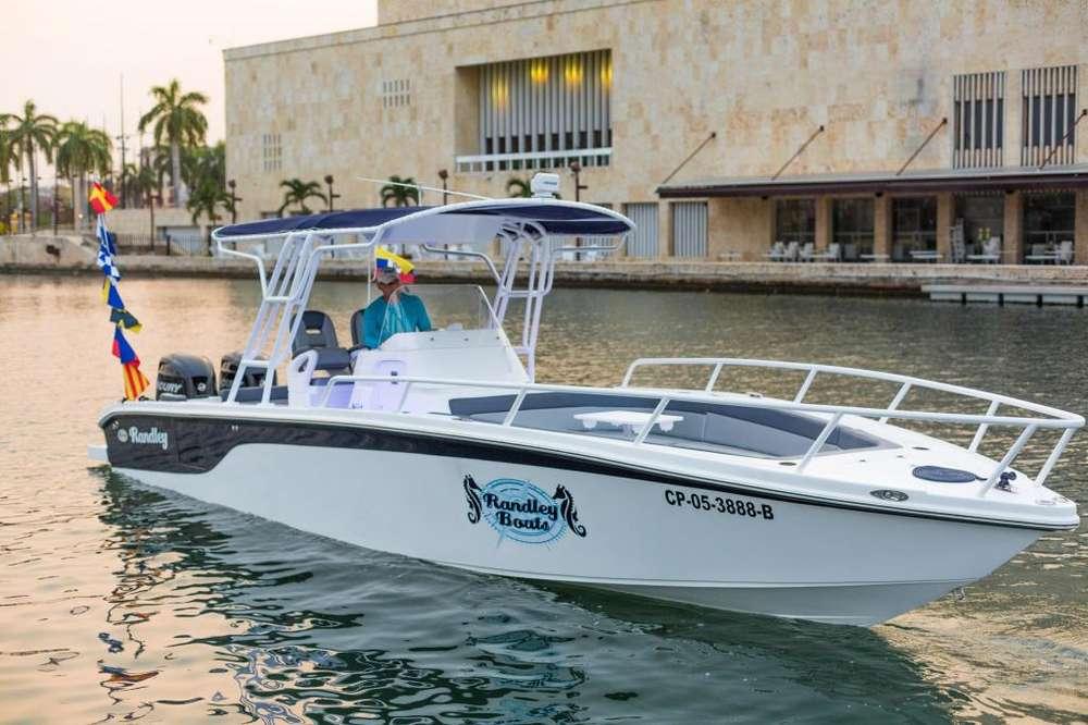 Alquilo bote en Cartagena