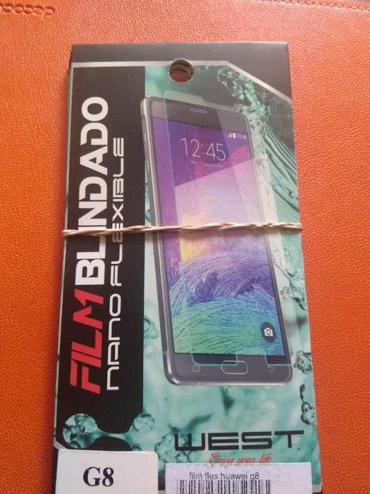 Glass Vidrio Templado Huawei Flex G8