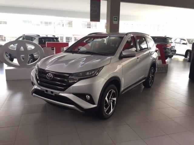NUEVO Toyota Rush Automático 2019