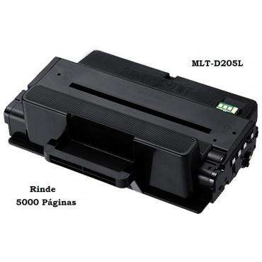 toner laser generico nuevo samsung mlt-d205l