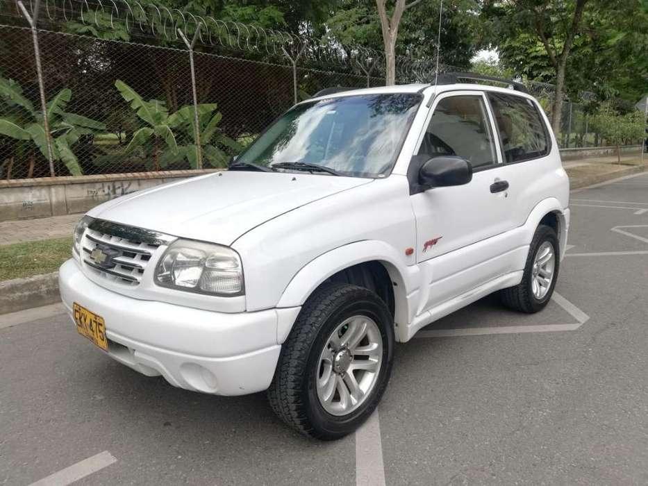 Chevrolet Grand Vitara 2008 - 177500 km