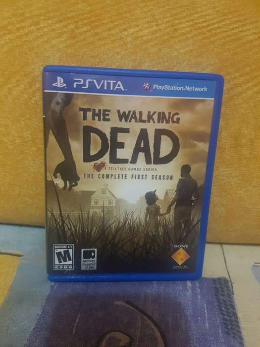 Walking Dead 1 Psvita