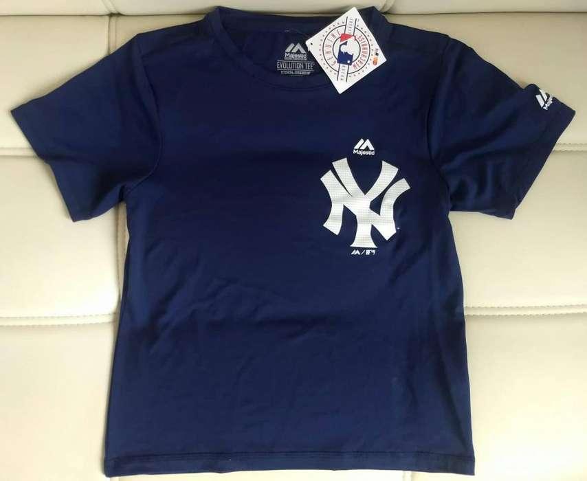 Camiseta niño baseball