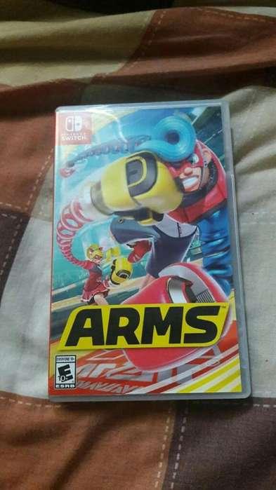 Arms Vendo O Cambio