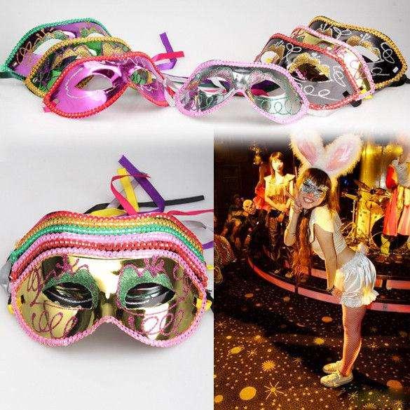 Mascaras carnaval y fiestas con luminosidad en led iluminadas halloween