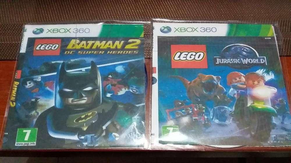 Vendo Juegos Xbox 360 Versión 3.0