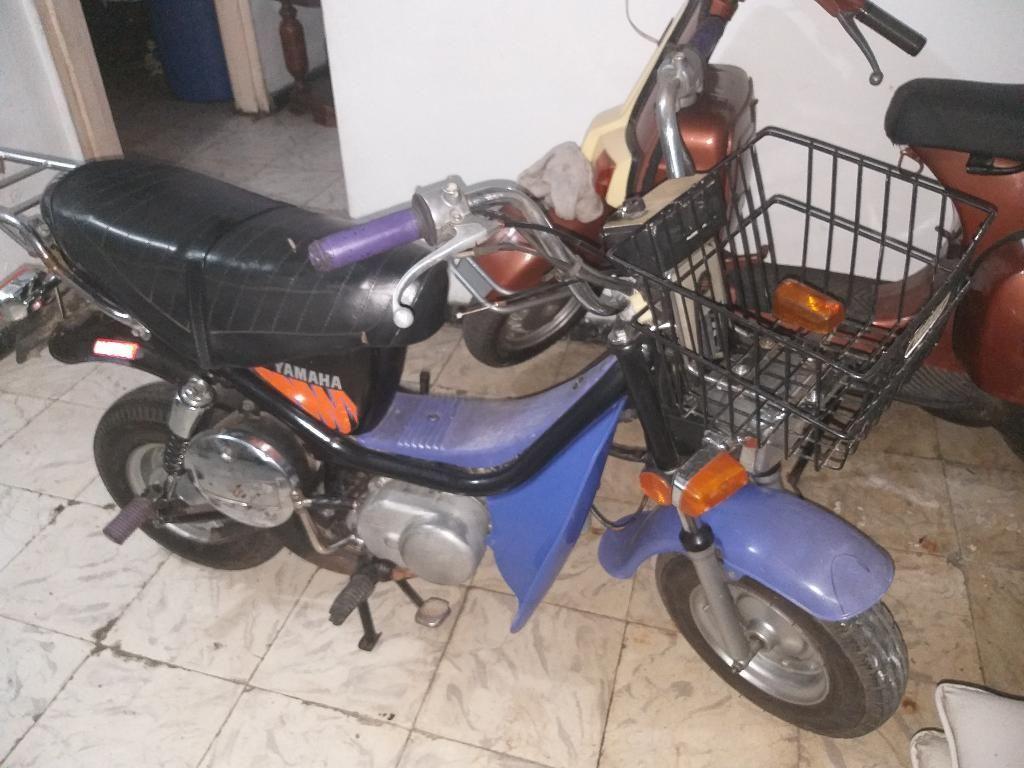 Yamaha Lb 80 Chapy Original