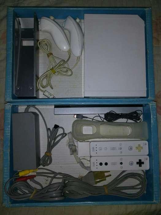 Nintendo Wii Programada Retrocompatible