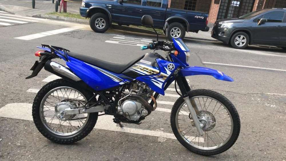 Yamaha Xtz 125 Modelo 2015 No Soat N