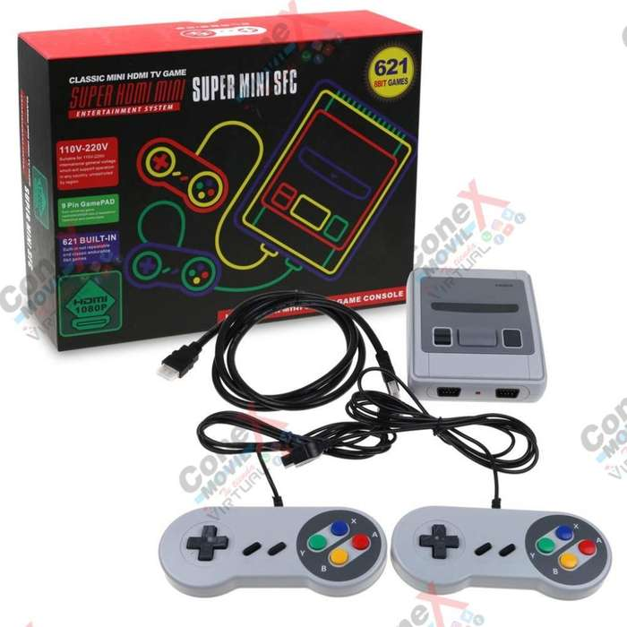 Consola Retro Gamer Super Mini