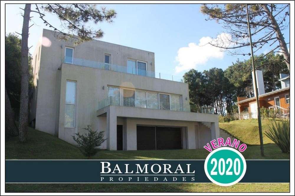 Ref: 8944 - Casa en alquiler - Pinamar Norte: Zona Penélope