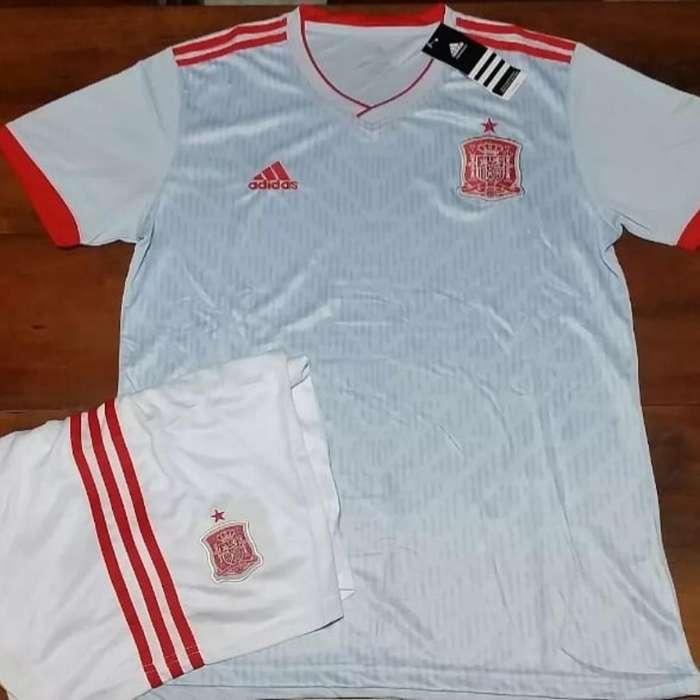 Camiseta - Short Selección de España