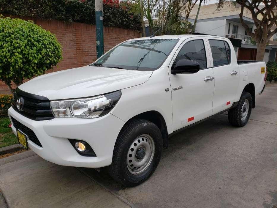 Toyota Hilux 2016 - 46320 km