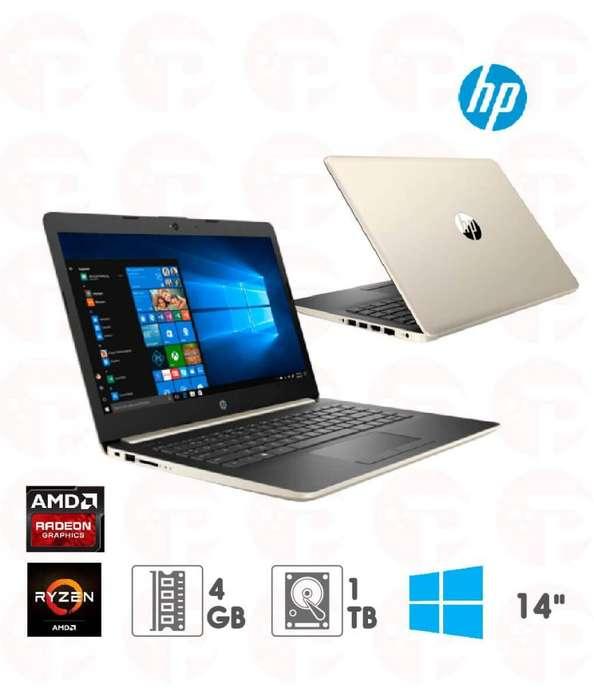 Vendo computador HP nuevo
