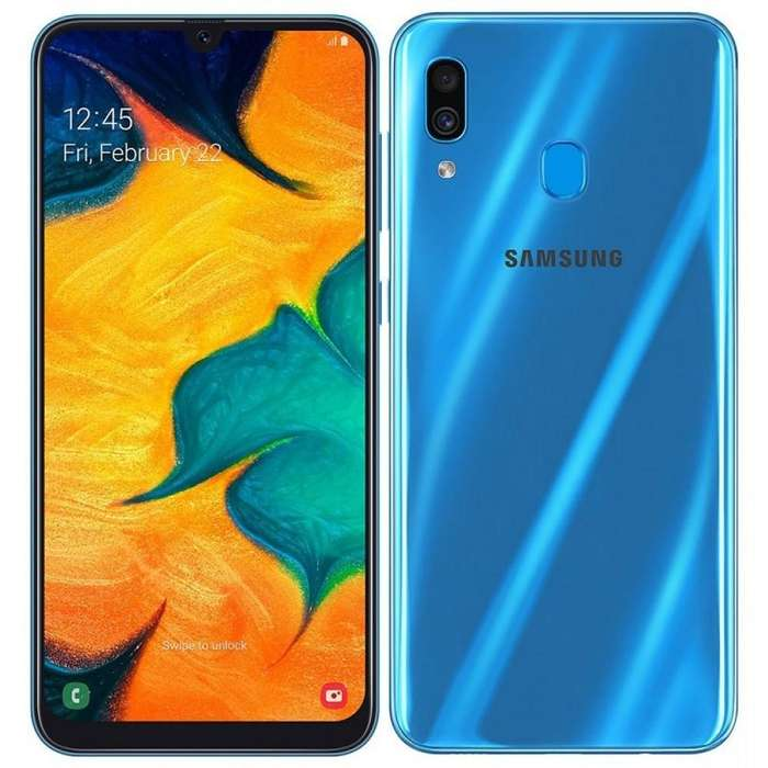 Samsung A30 4000mHa 3 Gb 32gb Nuevo
