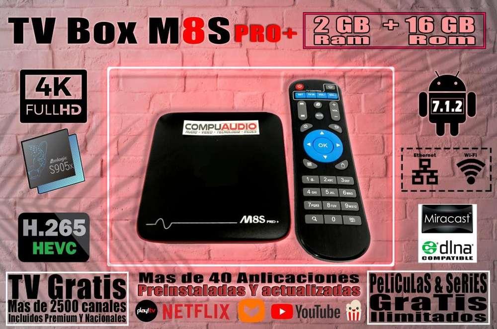 Smart TV Box - Convierta su TV en Smart TV (Leer descripción)