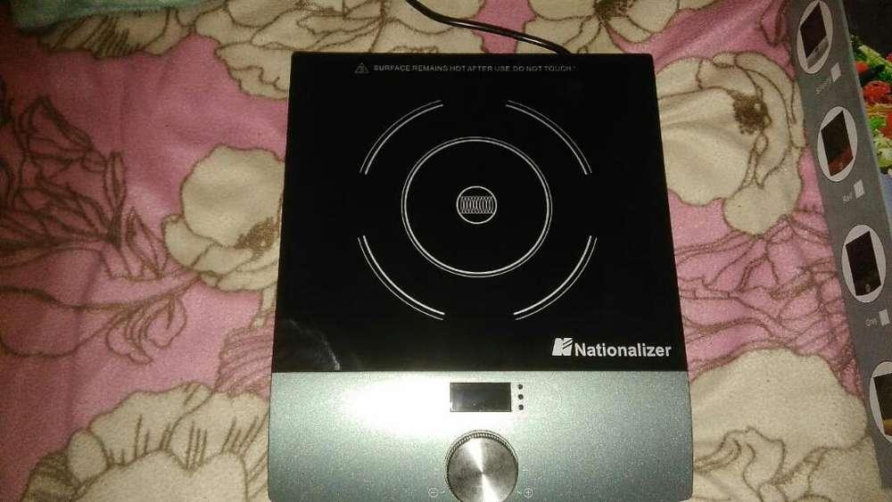 Anafe Inducción Magnética 2000 Watts