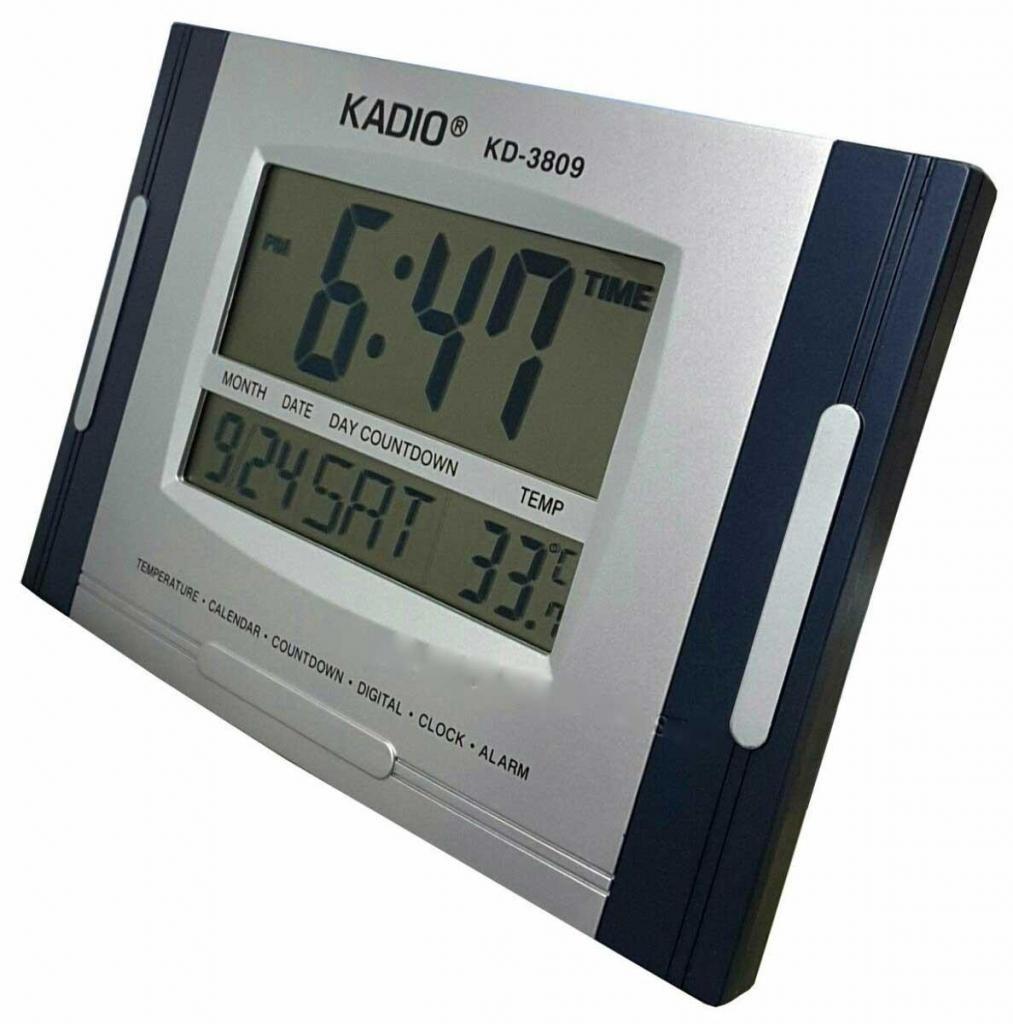 2de939e3ebd0 Reloj Pared Digital Kadio Termometro Timer Alarma Calendario - Medellín
