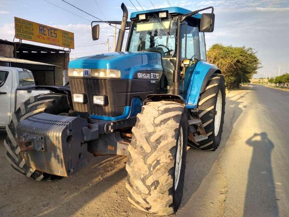 Tractor Agrícola New Holland ,john Deere