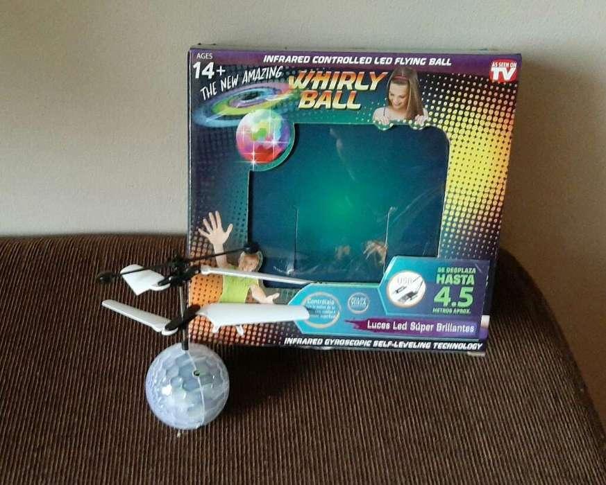 Whirlyball Esfera Luminosa Quality P.