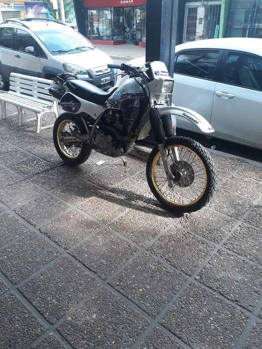 Kawasaki Klr600s