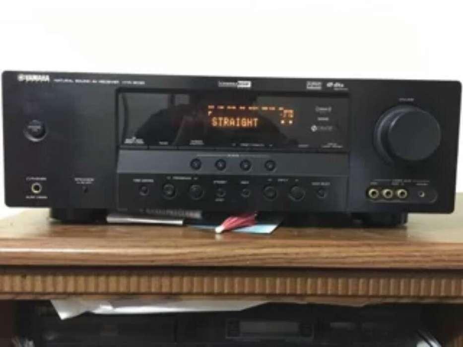 Amplificador Yamaha 5 Canales Original