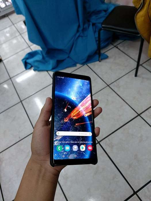 Vendo Note 8 64gb 6 en ram fotos originales