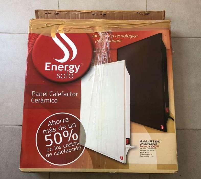 Panel calefactor Ideal media estacion